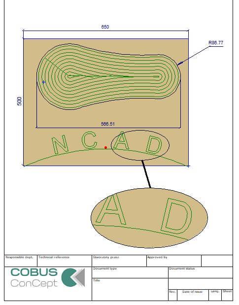 COBUS NCAD - projekt